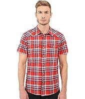Lucky Brand - Short Sleeve San Berdu Shirt