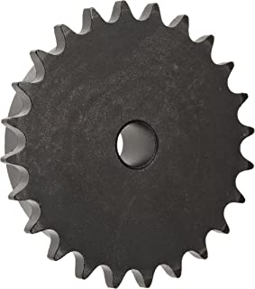 Single Strand Type B Hub Bored-to-Size 0.625 Bore Dia. 1.3438 Hub Dia. 0.375 Pitch Hardened Teeth 0.168 Width 1.989 OD 15 Teeth Martin Roller Chain Sprocket 35 Chain Size
