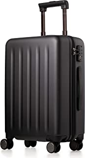NINETYGO Carry on Luggage 22x14x9 with Spinner Wheels, 100% Polycarbonate Hardside Luggage, Carry on Suitcase with TSA Loc...