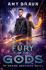 Fury of the Gods: An Areios Brothers Novel Kindle Edition