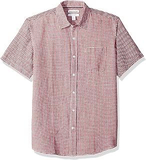 Best short sleeve red gingham shirt Reviews