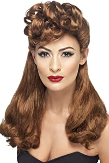 Smiffy's 40s Vintage Wig