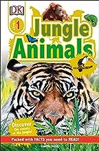 DK Readers L1: Jungle Animals: Discover the Secrets of the Jungle! (DK Readers Level 1)