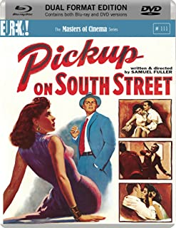 Pickup On South Street 1953  Masters of Cinema Dual Format