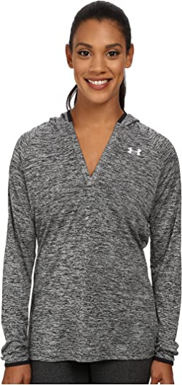 Tech Long Sleeve Hoodie Twist