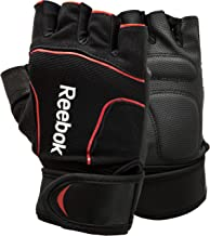 Reebok Lifting Gloves - Red