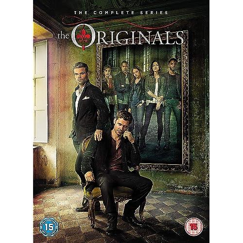 The Originals: Season 1-5