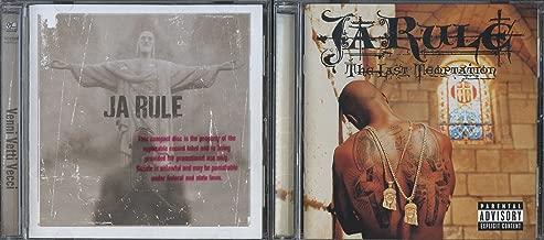 Ja Rule 2 Pack Collection : The Last Temptation . Venni Vetti Vecci