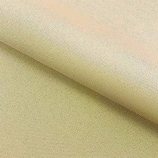 NOVELY Oxford 210D | Polyester | anschmiegsam nachgiebig | Meterware Segeltuch Beige