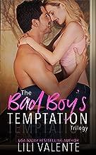 The Bad Boy's Temptation Trilogy: A Best Friend's Older Brother Romance