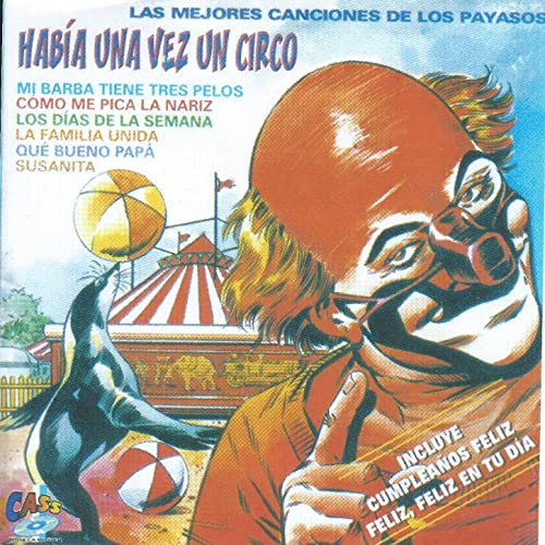 Cumpleanos Feliz by Los Payasos on Amazon Music - Amazon.com