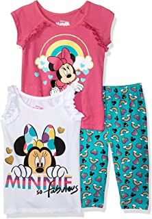 ccd59ead3 Amazon.com: Minnie Mouse - Clothing Sets / Clothing: Clothing, Shoes ...