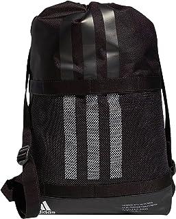 Amplifier II Blocked Sackpack, Black/White, One Size