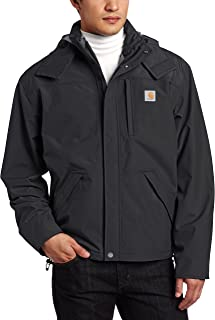 Carhartt Men's Shoreline Jacket Waterproof Breathable...