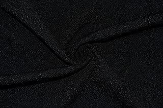 Liverpool Scuba Techno Double Knit Fabric 90% Polyester 10% Lycra Spandex Stretch 56