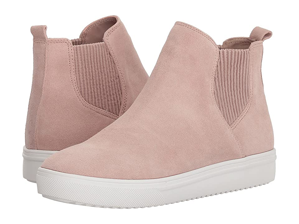 Blondo Gennie Waterproof (Light Pink Suede) Women