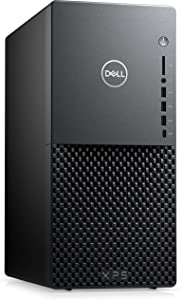 Newest Dell XPS 8940 Premium Desktop PC, 10th Gen i7-10700, GeForce GTX 1650 Super, 32GB DDR4 RAM, 1TB PCIe SSD, WiFi, Bluetooth, HDMI, DP, USB-A/C, Wired Keyboard & Mouse, Win 10 Home