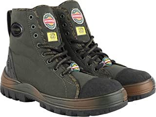 Liberty Warrior New 2021 Edition Jungle King Boot for Men, Canvas Boot (Available All the Sizes)