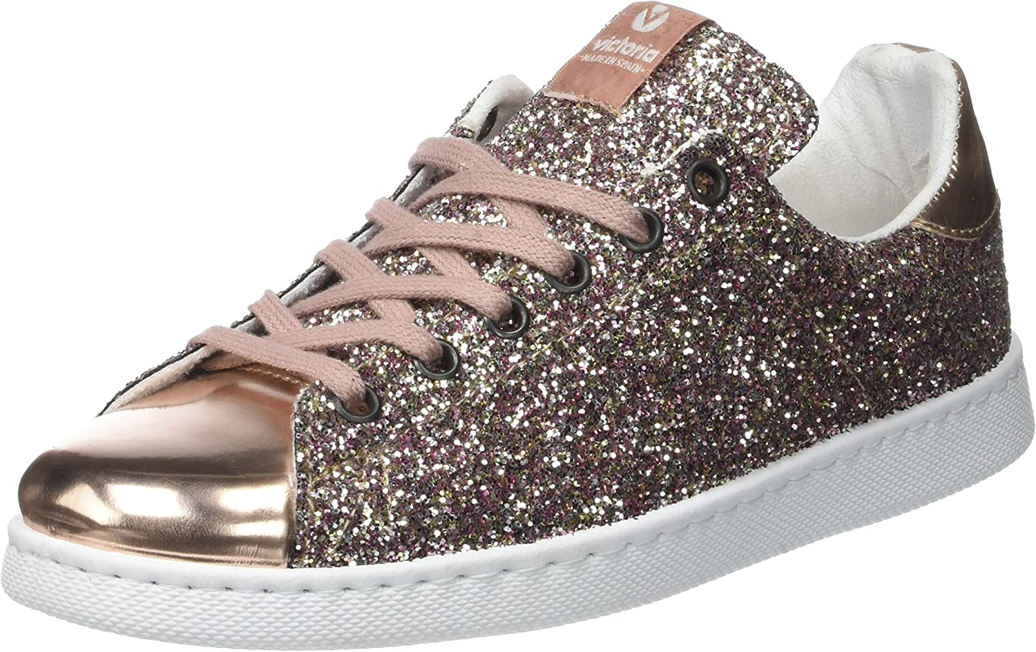 Victoria Deportivo Glitter, Unisex Adults' Low