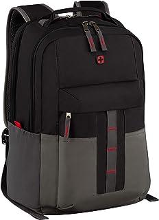 Wenger 604430 Ero Essential Laptop Backpack, Grey/Black, 20 L Capacity