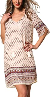 Best ladies bohemian apparel Reviews
