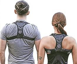 Posture Corrector For Men And Women, Upper Back Brace For Back Support, Back Brace for Back Pain Adjustable, Posture Brace Back Straightener And Providing Pain Relief From Neck, Back & Shoulder