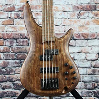 Ibanez SR655E 5-String - Antique Brown Stained