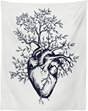 Best heart anatomy black and white Reviews