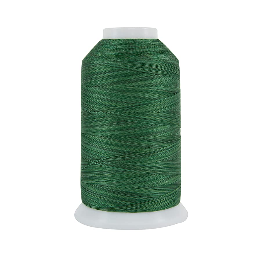 Superior Threads 121029XX989 Malachite 3-Ply 40W King TUT Cotton Quilting Thread, 2000 yd