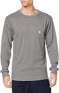 [チャンピオン] ロングTシャツ 吸汗速乾 長袖 丸首 ロングスリーブTシャツ CM4HQ202 メンズ