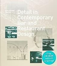 Detail in Contemporary Bar and Restaurant Design (Detailing for Interior Design)