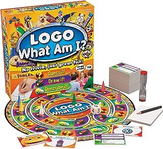 Drumond Park Logo What Am I? Logo Family Board Game