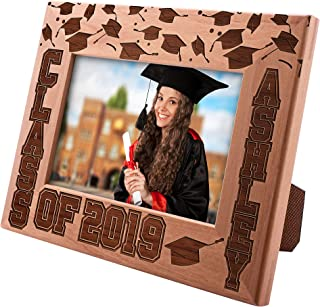 UnitedCraftSupplies Graduation Gifts Personalized Picture Frames for Graduation 8x10, 5x7, 4x6-2019 Graduation Gifts for Her Him MBA Collage High School #1