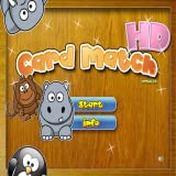 Card Kids: animal and toys memory game