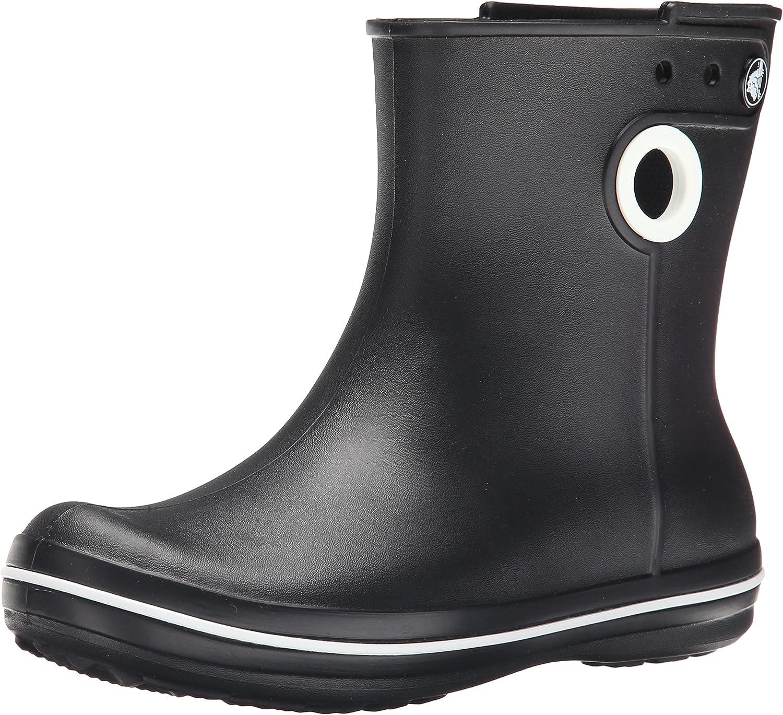 Crocs Women's Jaunt Shorty Boot Rubber Wellington Boots
