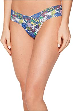 Hanky Panky - Island Flower Low Rise Thong