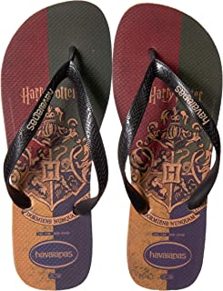 havaianas Top Harry Potter Sandal Off-White Size: