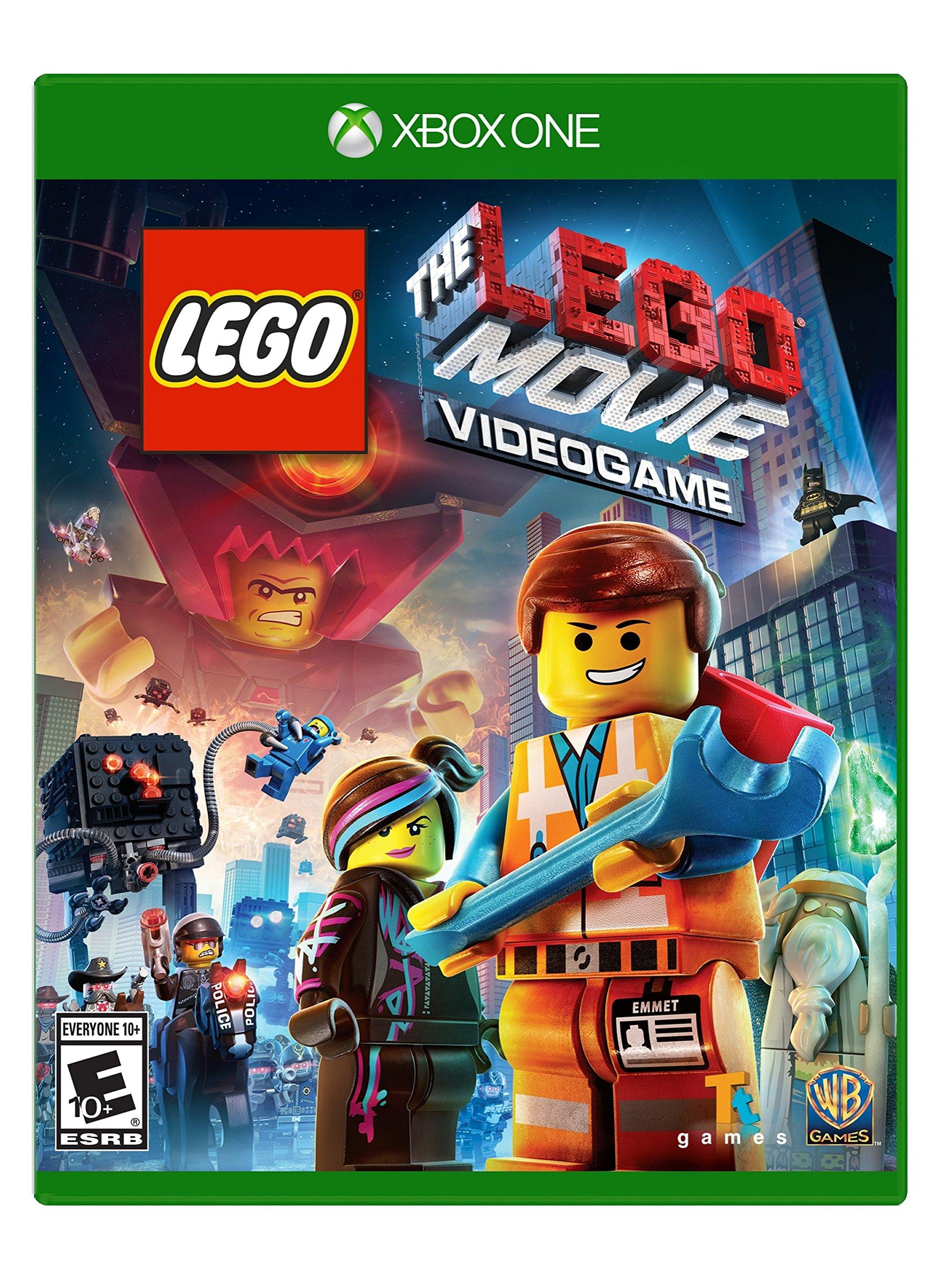 The Lego Movie Videogame [Importación Inglesa]: Amazon.es: Videojuegos