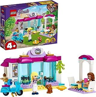 LEGO Friends Piekarnia w Heartlake City 41440 — zestaw konstrukcyjny; zestaw z piekarnią świetnie sprawdzi się jako prezen...