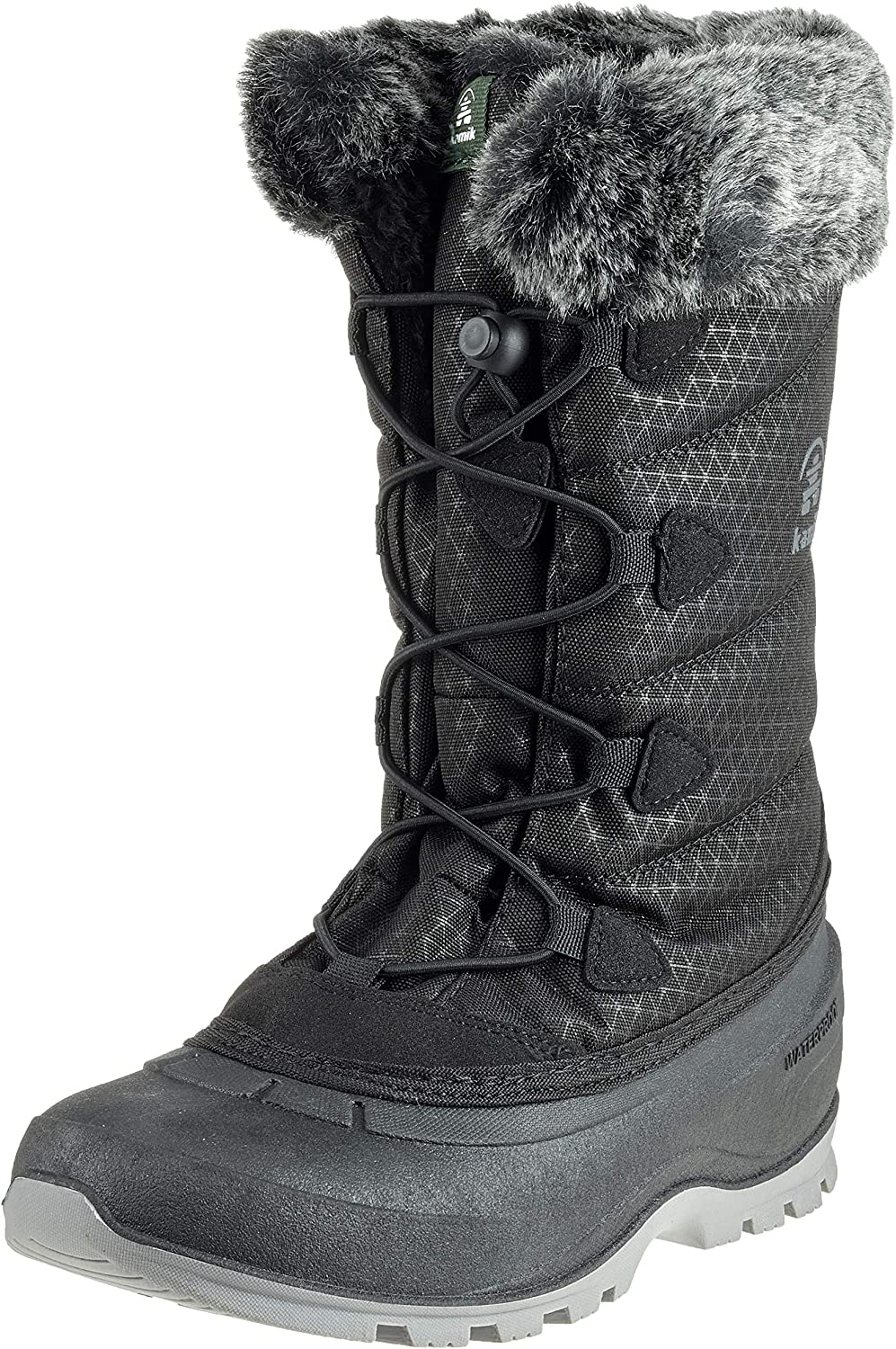 Kamik Womens MOMENTUM2 Cold Weather & Shearling