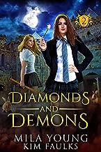 Diamonds and Demons: Supernatural Academy Reverse Harem (Beautiful Beasts Academy Book 2)