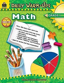 Best math warm ups 4th grade Reviews