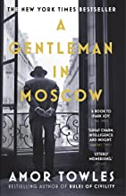 A Gentleman in Moscow (English Edition)