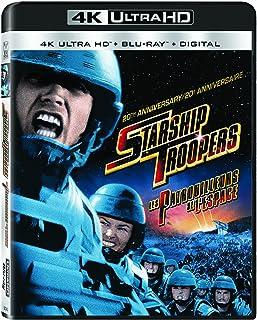 Starship Troopers - 4K UHD [Blu-ray] (Bilingual)