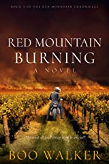 Red Mountain Burning: A Novel (Red Mountain Chronicles Book 3) Kindle Edition
