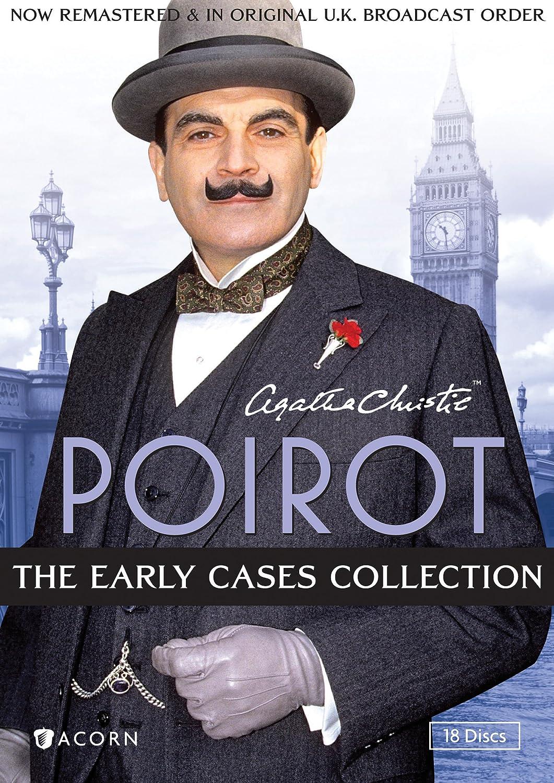 Christie poirot collection agatha dvd Agatha Christies