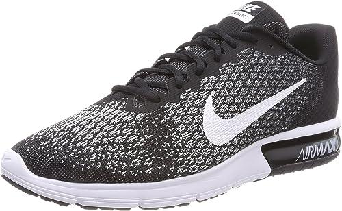 Nike Air MAX Sequent 2, Hausschuhe de Trail Running para Hombre