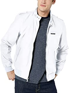f2fd4bf3518a Members Only Men's Original Iconic Racer Jacket
