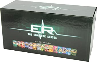 er complete series dvd 1 15 box set