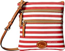 Dooney & Bourke Sullivan North/South Triple Zip